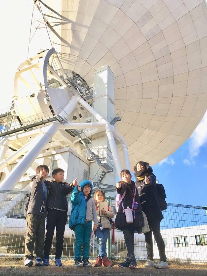 大きな天体望遠鏡